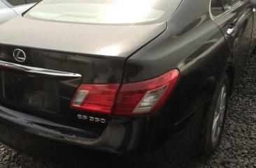 Lexus ES350 2006 Black for sale