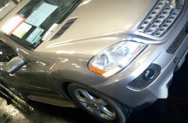 Sharp Tokunbo Mercedes-Benz ML 2008 Silver for sale