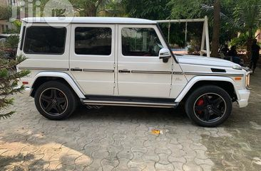 Tokunbo Mercedes Benz G-class 2015 White for sale