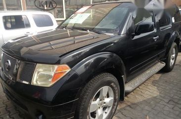 Nissan Pathfinder 2006 Black for sale