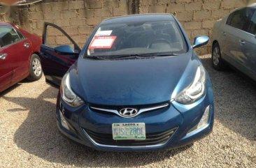 Clean Hyundai Elantra 2014 for sale