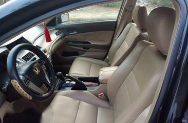 Nigeria Used Honda Accord 2011 Black for sale