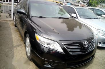Toyota Camry Se 2011 Black for sale