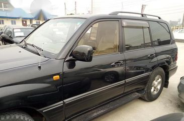 Tayota Land Cruiser 2000 Black for sale
