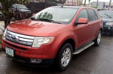 Sharp 2007 Ford Edge For Sale