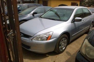 TOKS 2005 Model Honda Accord For Sale