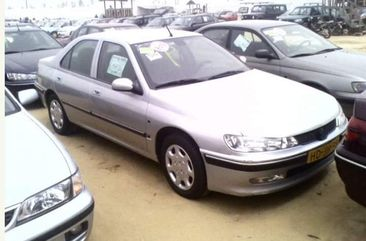 Peugeot 406 Prestige 2002 Silver For Sale