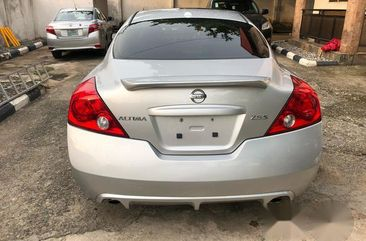 Nissan Altima Coupe 2008 Silver for sale