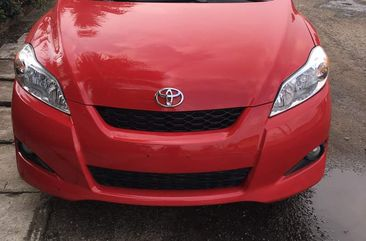 Toyota Matrix 2012 Red for sale