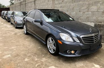 Clean Mercedes Benz E350 for sale