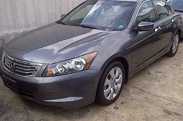 Honda Accord 2007 Grey for sale