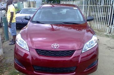 Clean Used Tokunbo Toyota Matrix 2005 for sale