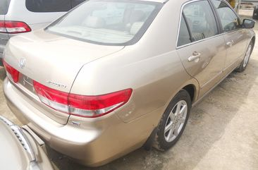 Honda Accord Ex 2004 for sale