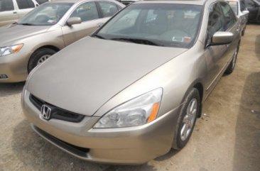 Honda Accord Ex 2004 for sale