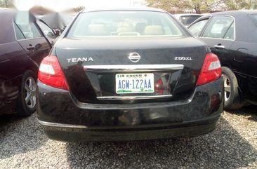 Nissan Teana 2011 Black for sale