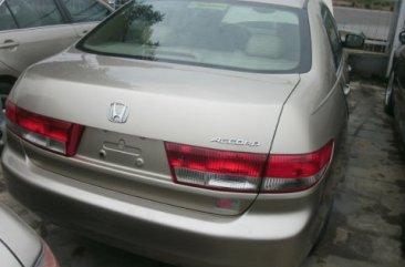 Tokunbor Honda accord 2005 for sales