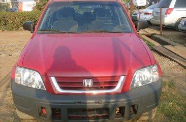 Honda Crv 2001 Red for sale