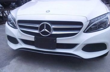 Mercedes Benz C300 4Matic 2003 white for sale