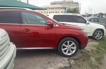 Clean and neat Lexus RX350 2010 for sale