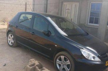 Peugeot 307 1.6 Premium 2005 Black for sale