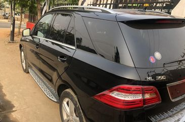 2012 Mercedes Benz Ml350 For Sale