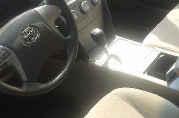 Toyota Camry 2010 Green
