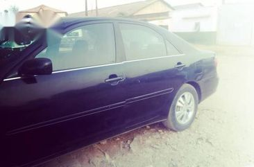 Toyota Camry 2005 2.4 WT-i Black for sale