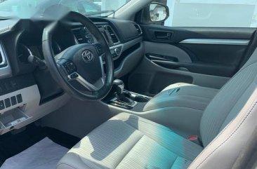 Toyota Highlander 2015 White for sale