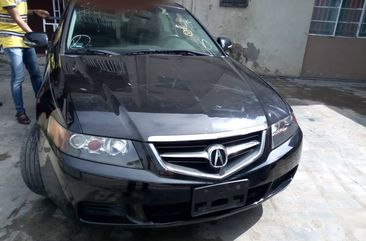 American ACURA TSX 2004 FOR SALE