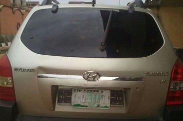 Hyundai Tucson very neat