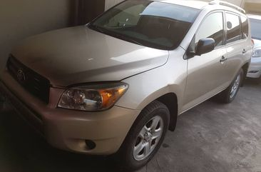 Foreign used Toyota Rav4 08 for sale