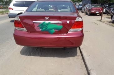 Registered Toyota Camry 05 for sale