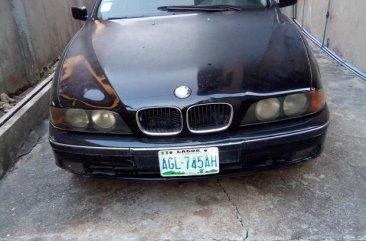 BMW 520i 1996 Black For Sale