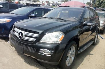 Foreign used 2008 mercedes benz gl450 for sale