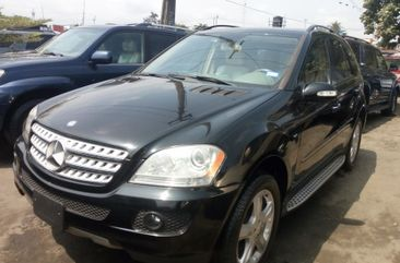 Foreign used 2008 mercedes benz ml350 for sale