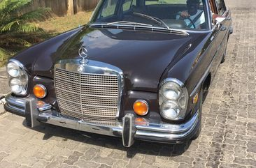 RARE MINT CONDITION 1970 280SE MERCEDES for sale