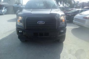 Ford F-150 2016 Gray for sale