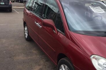 Toks Peugeot 807 2004 Red for sale
