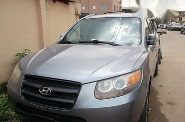 Hyundai Santa Fe 2005 Gray for sale