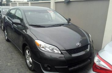 Toyota Matrix 2009 Black For Sale