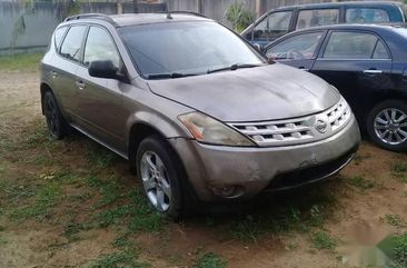 Nissan Murano 2004 Brown for sale