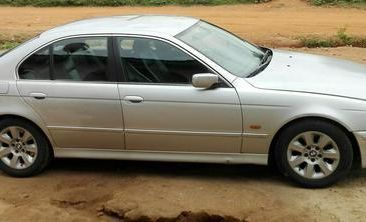 BMW 520i 2002 Silver for sale