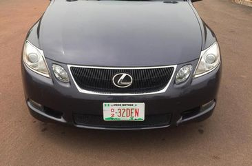 Lexus GS 300 2007 Purple for sale