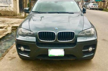 BMW X6 2008 Automatic Petrol Black for sale