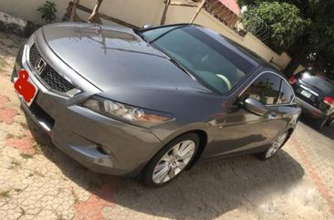 Nigerian Used Honda Accord 2008