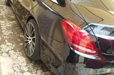 Sell well kept 2016 Mercedes-Benz C400 automatic in Abuja