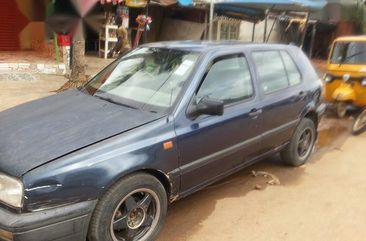 Volkswagen Golf 2000 Blue for sale
