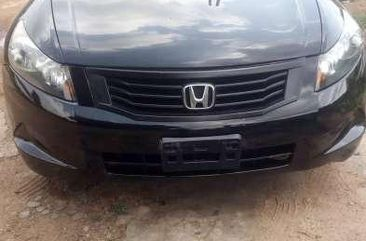 2009 Honda Accord black for sale