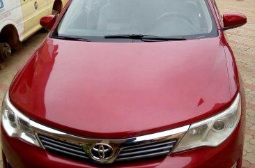 Reg Toyota Camry 2014