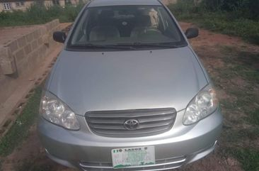 Clean Toyota Corolla 2005